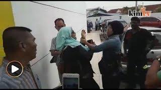 Kecoh 'flashmob' AMK Sambut Najib