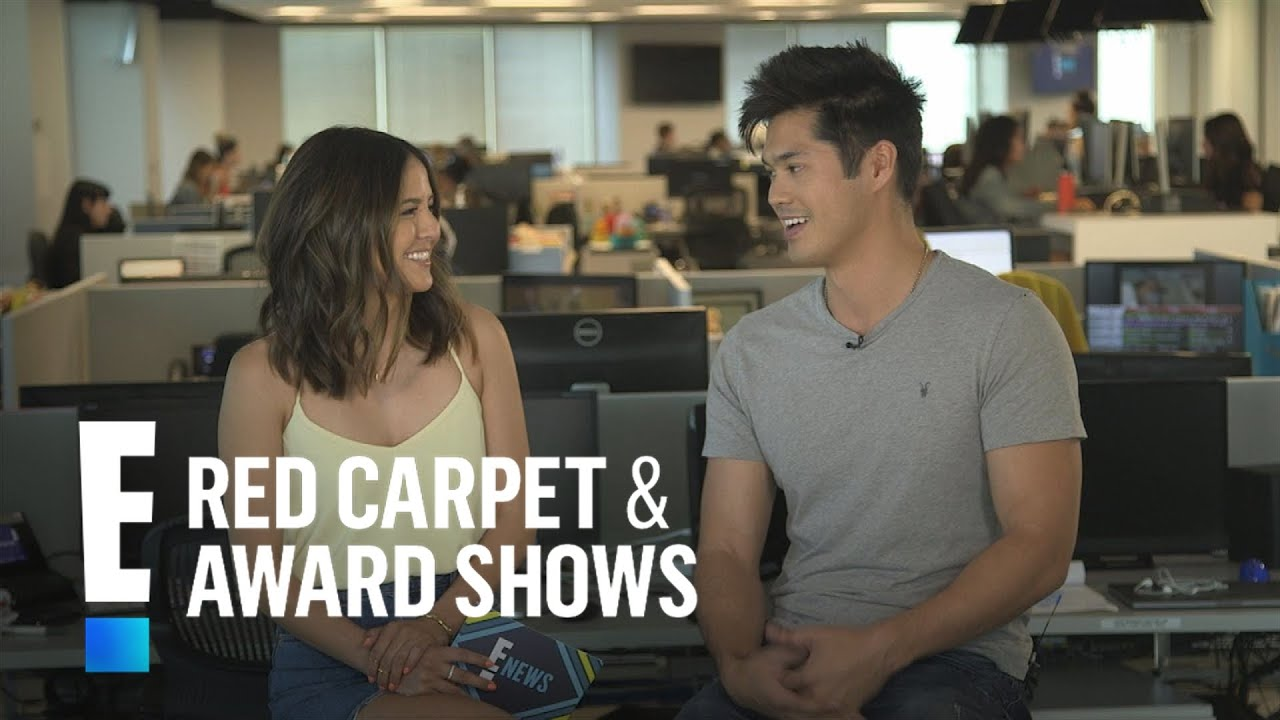 Ross Butler Talks