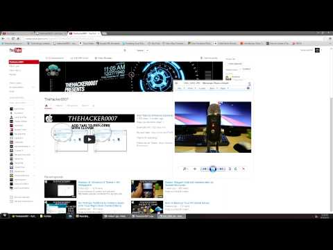 TheHacker0007 - New Look, Microphone and more