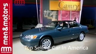 Top Selling Car In America: Toyota Camry (97,98,99)