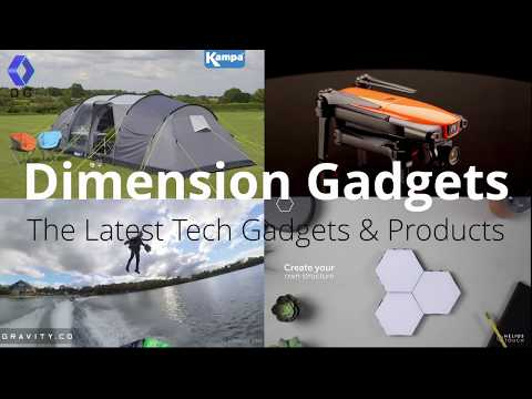 Dimension Gadgets - Showcase all the latest tech gadgets