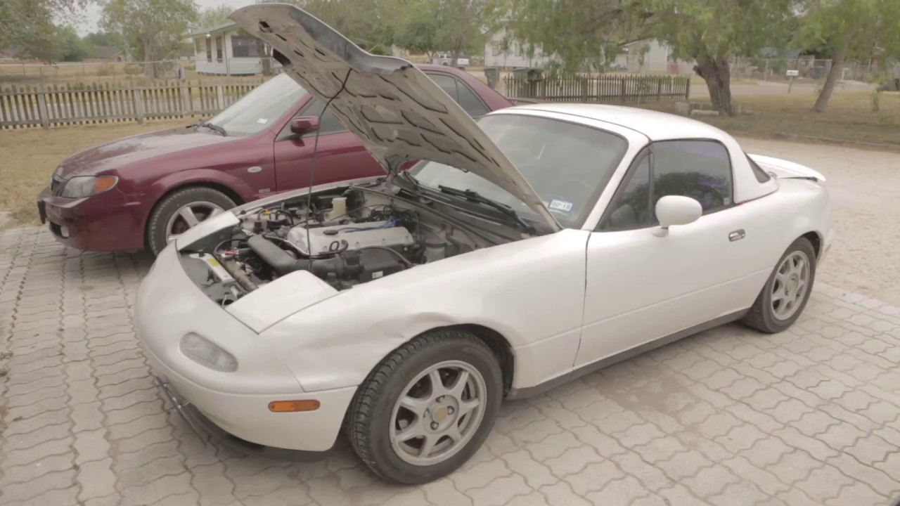 How to: 94 NA Miata Cooling Fan Temperature Sensor Byp ft. Stack Pro  Miata Fan Relay Wiring Diagram on