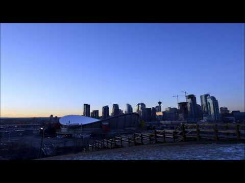 City of Calgary Time lapse