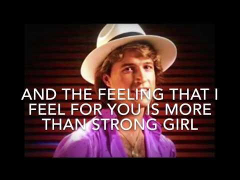 I Just Wanna be Your Everything Lyrics - Andy Gibb