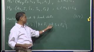 Mod-01 Lec-04 Regular languages, their closure properties.
