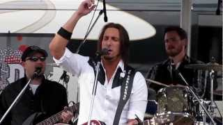 "J.D. Shelburne performs ""Something bout a Smalltown"" Hometown CD Release Concert"