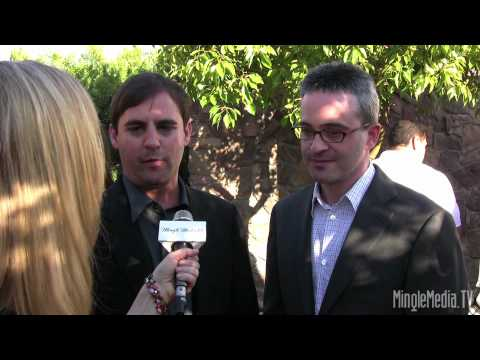Alex Kurtzman & Robert Orci 36th Annual Saturn Awards MMTVN Red Carpet Report