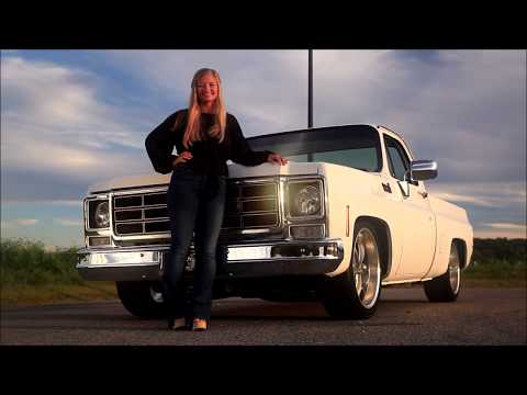 LSX 1979 Squarebody C10 Chevy Pickup, Mean, Clean, Fast and Vintage Air AC FOR SALE