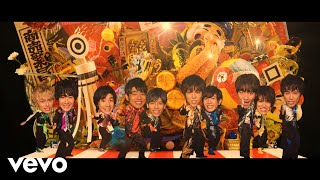 BOYS AND MEN - 「男気・夢・音頭」MV