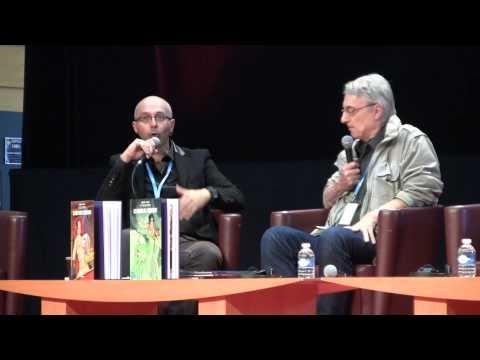 Utopiales 2014 : Rencontre avec François Bourgeon