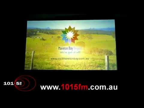 Moreton Bay Region Logo Launch including TV Adds and DVD