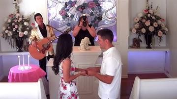 Las Vegas Weddings At Cupid's Wedding Chapel Live Stream