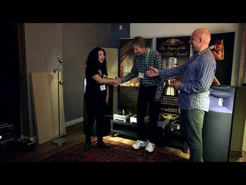 An afternoon with AGD Productions: all things high end audio and Grammy Awards