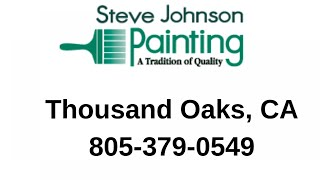 Steve Johnson Painting Thousand OaksRemarkable5 Star Review by Lorilvr