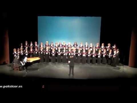 """Coro de niñeras"" Federico Chueca"