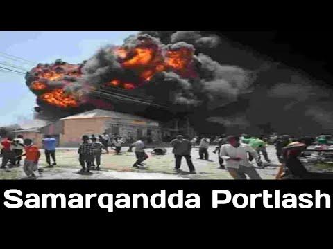 Samarqandda Portlash •∆• Самарканд Нарпай