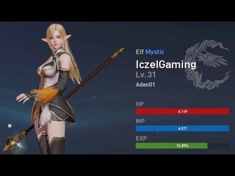 Lineage 2: Revolution - Aden01 Elite Dungeon Auto-Battling Farming Equipment