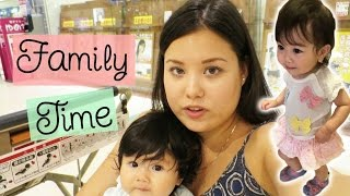 Japan Vlog 10 | Meet Momoka, Eating Suhshi all day, Family Time ♡ 2016