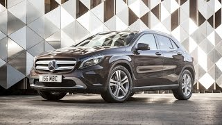 Тест-драйв Mercedes Benz GLA 2015 Test Drive мерседес gls 2015