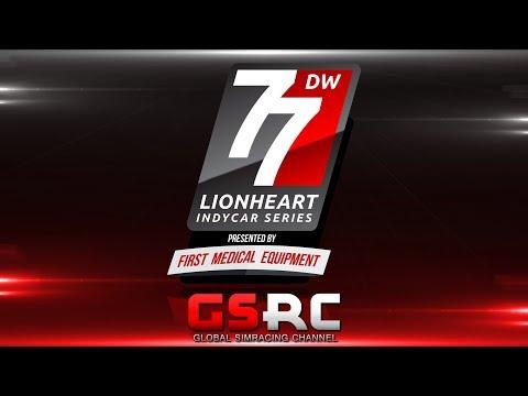 Lionheart IndyCar Series   Round 16   Charlotte Motor Speedway
