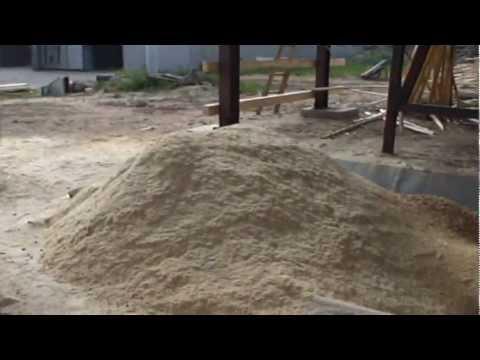 Завод по производству древесных гранул в Слуцке