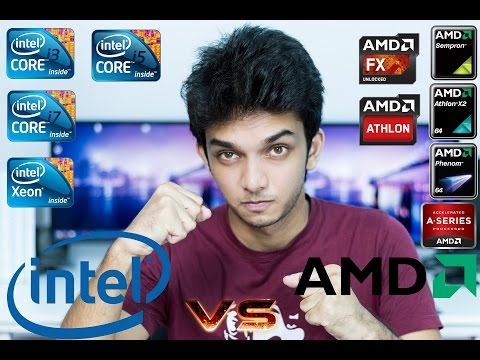 Intel vs AMD | Core i3 i5 i7 ?  Haswell or Broadwell? Things you should know before shopping  CPU !