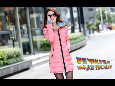 видео: Качественная женская куртка за 26$ из Китая