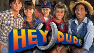 The History of Nickelodeon's Hey Dude - Retro TV Review