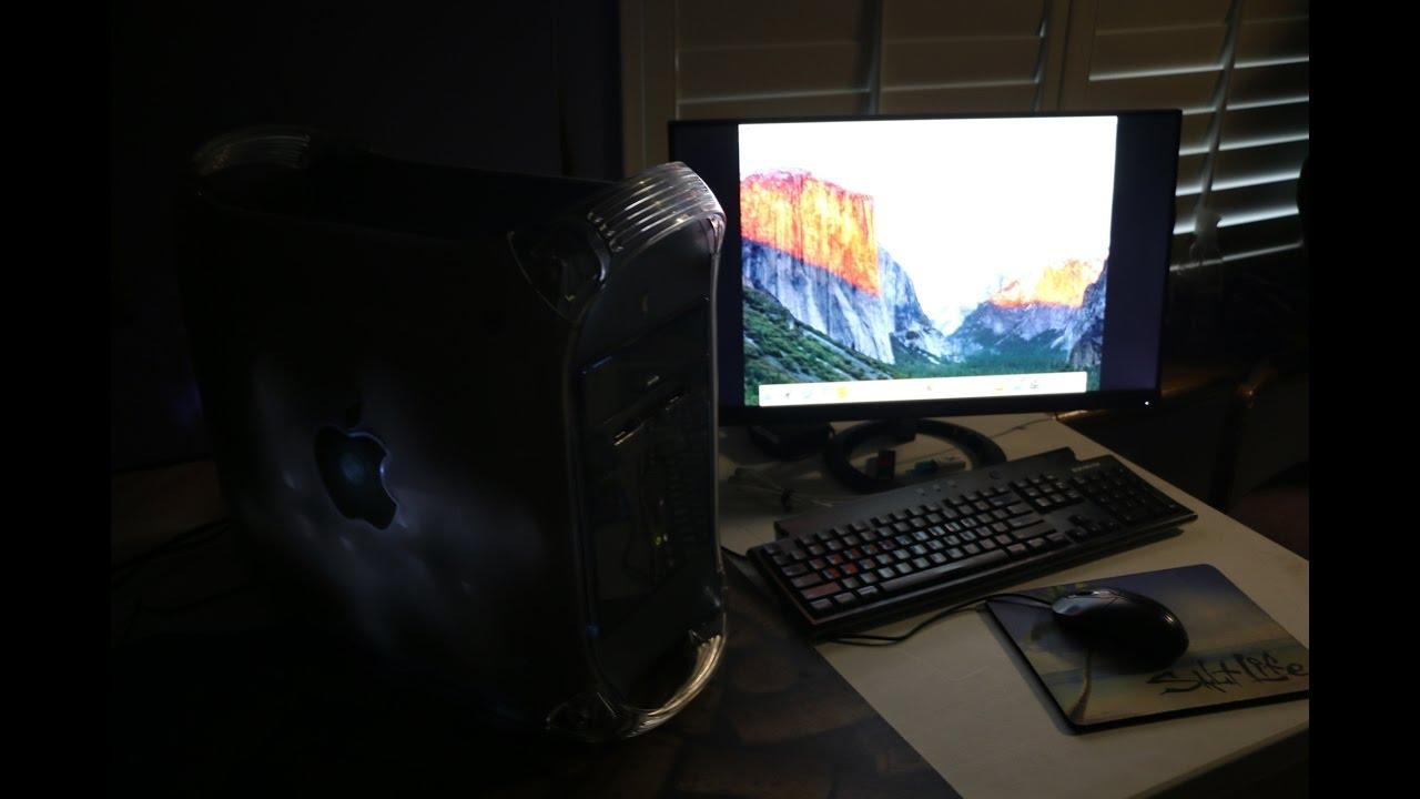 Hackintosh PowerMac G4 (Sawtooth)