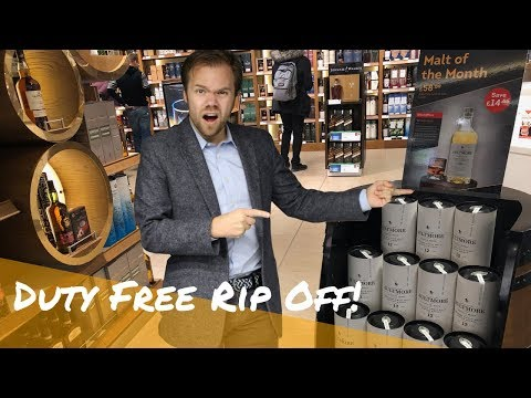 8 Tips To Win In Duty Free
