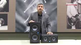 PreSonus Eris E44 and E66 Studio Monitors Overview by Sweetwater