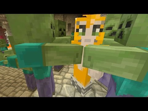 Minecraft Xbox - Herocriptic II - Many Minions - Part 3