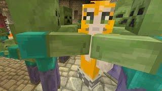 Minecraft Xbox - Herocriptic II - Many Minions - Part 3