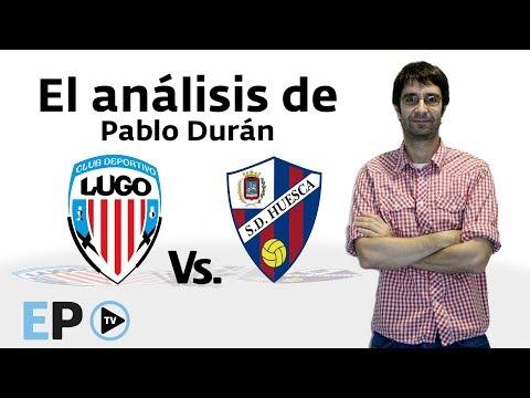 """""""El Lugo, en un buen momento para recibir al Huesca"""""""