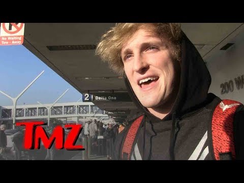Logan Paul Fires Back at Flobots, Stop Bashing My 'Handlebars' Remix! | TMZ