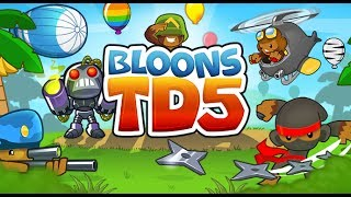 How to Actually mod Bloons TD5!!