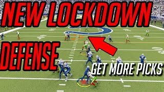 Best new lockdown coverage in madden 17 | madden 17 best defense