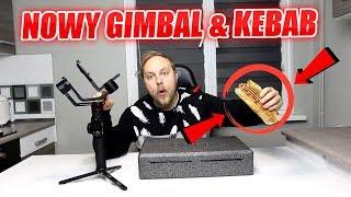 TEST NOWY GIMBAL AK2000 & KEBABOWY VLOG Z TORUNIA