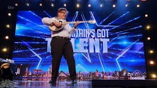 Britain's Got Talent 2018 Greek Cypriot Bambas Full Audition S12E05