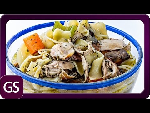 Smoked Chicken Noodle Soup - CO Guy Stuff