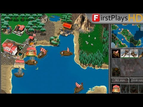 Ancient Conquest: Quest For The Golden Fleece (1998) - PC Gameplay / Win 10