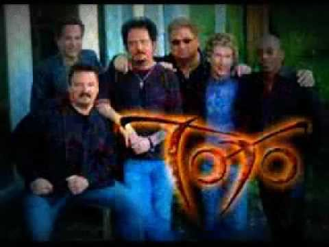 Hold the line - Toto letra