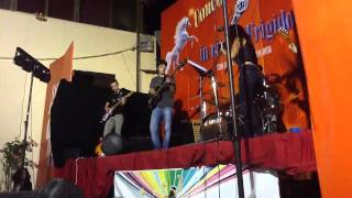 Caduta Libera - Streets of love (Rolling Stones cover) live
