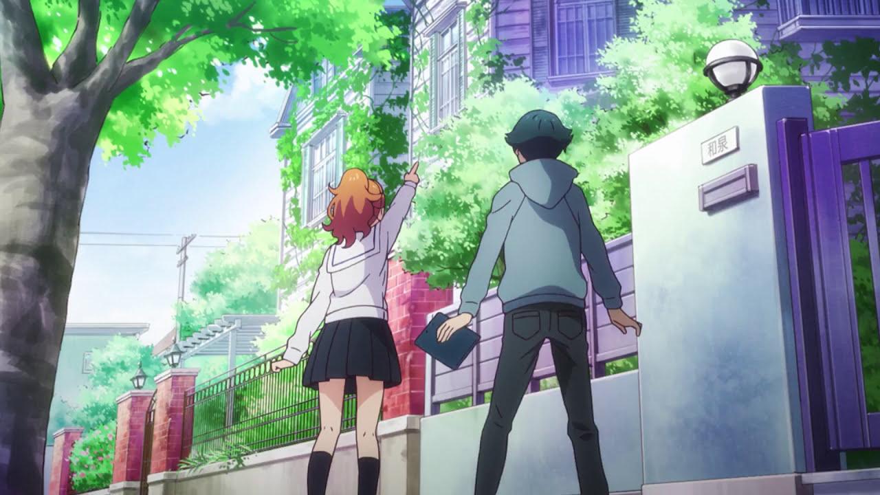 Anime glasses gif