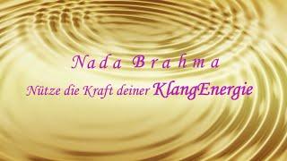 KlangEnergie - Nada Brahma #01