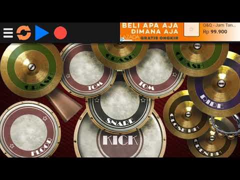 Real drum-penantian(armada)-| cover