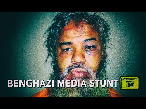 """Kris """"Tanto"""" Paronto: Benghazi Show Trial"""