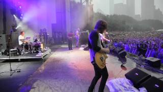 Cage the Elephant - Shake Me Down (Live @ Lollapalooza 2011)