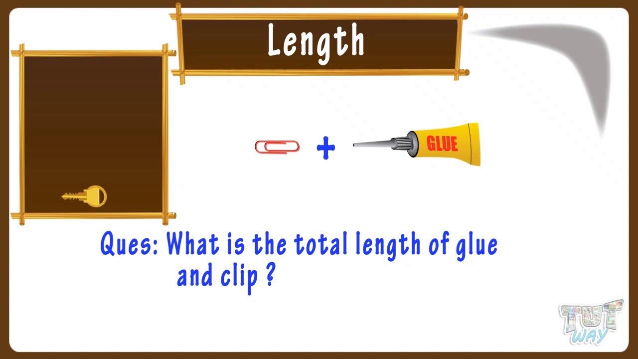 Download Length   Measurement   Math   Grade-2,3   Tutway  
