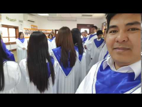 FLCC CHOIR WITH UNIFORM (First Time)